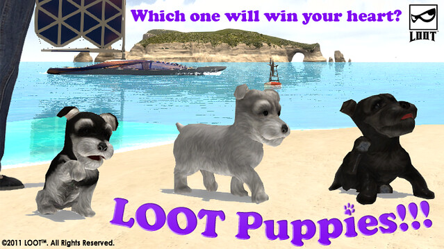 Loot Puppies