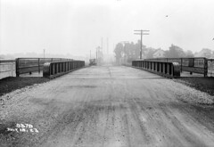 Division St Bridge Looking South (7-15-23) (Norman Rexford) Tags: historic bo westernave stonycreek calumet stbenedict dixiehighway mwrd blueisland rockislandrailroad calsag littlecalumet saganashkee fayspoint