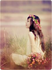 Model : Dương Huyền