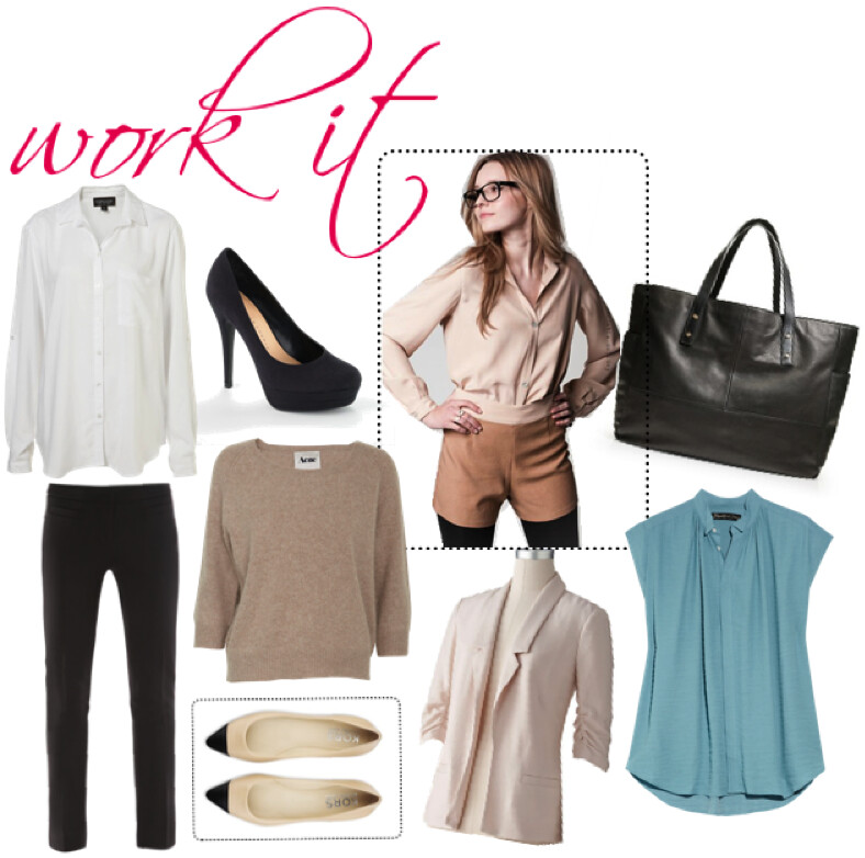 Tuesday Ten: The Working Girl's Style Staples