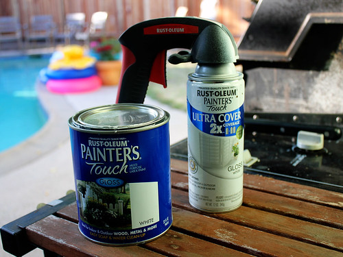 Rustoleum Painters Touch in White