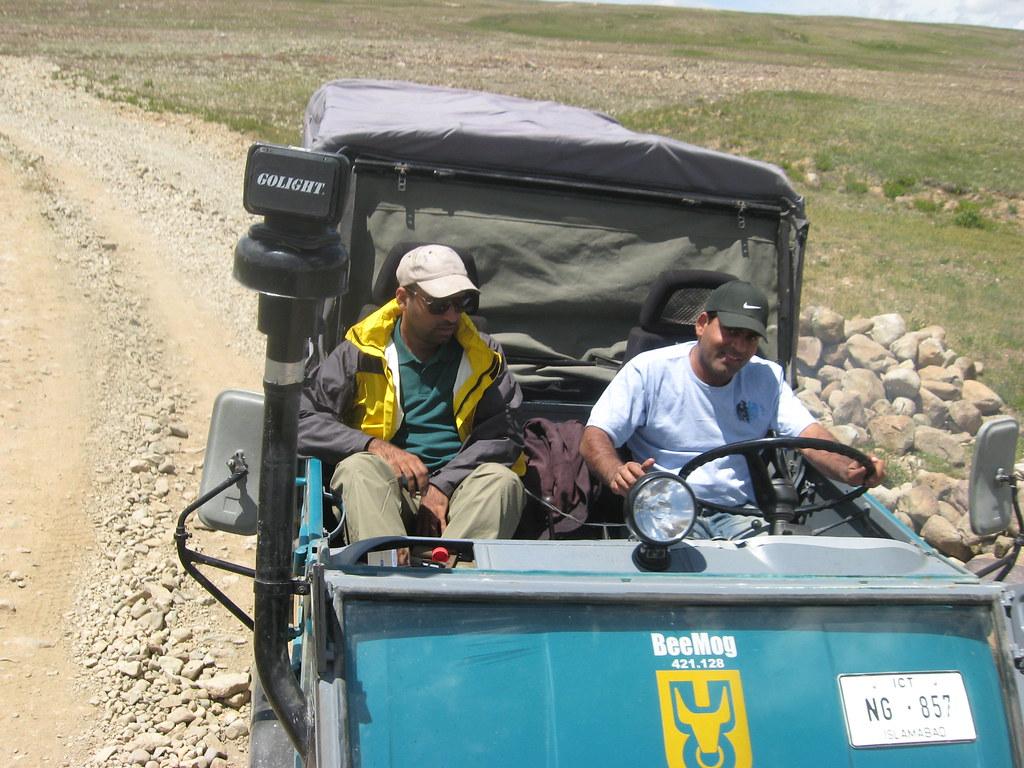 Team Unimog Punga 2011: Solitude at Altitude - 6106341271 56a9597b8a b