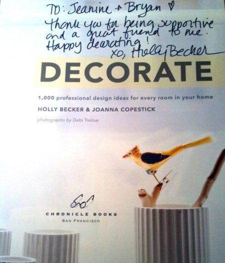 Decorate - My Copy!