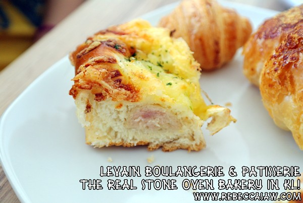 Levain Boulangerie & Patisserie, The real STONE OVEN bakery in KL-11