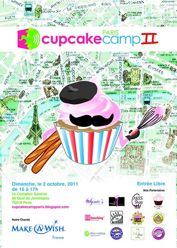 Cupcake Camp Paris II