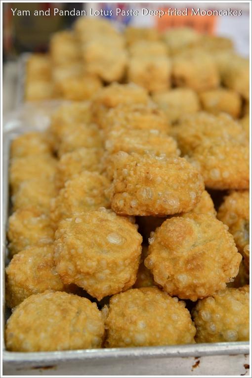 Teo Chew Yam Mooncakes