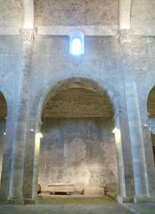 Monestir de Sant Pere de Galligants, Gerona, nave bay