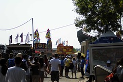 Into the Canadian National Exhibition