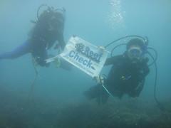 2011年以珊瑚礁體檢行動,獲得第3屆學學獎:綠色公益行動組特別獎