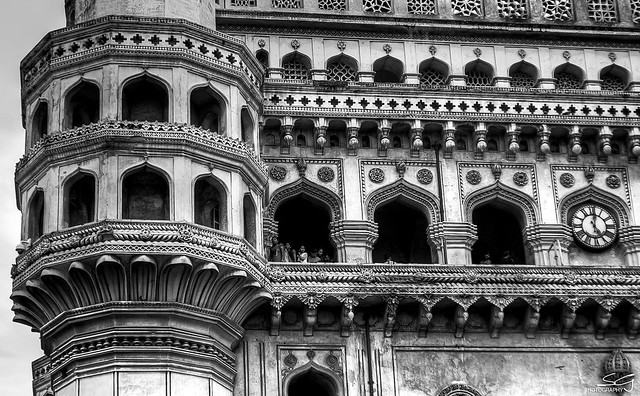 Beautiful Charminar, Hyderabad, India