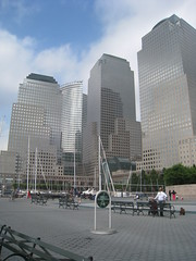 World Financial Centre (aineoc99) Tags: city nyc newyorkcity newyork streets america buildings skyscrapers manhattan cityscene financialcentre