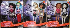 Monster High FAKES!!!!!!!!!!!!!!!!!!! (The Hissing Peppermint) Tags: monster high knock fakes offs