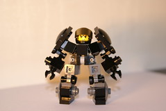 CHARON battle suit (lordd3struct0r) Tags: canon marine lego space hard battle suit sniper scifi fi charon hs schi spacemarine hardsuit