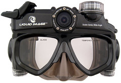 Liquid Image's Wide Angle Video Scuba Mask [review]