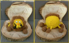 Amigurumi Ball Animal : The Worlds newest photos by Cinciut - Flickr Hive Mind