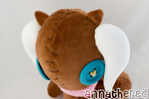 stuffed stuff: Plush Pyth ver.2