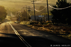 Country Road in Early Light (James Neeley) Tags: morning landscape morninglight idaho countryroad jamesneeley ruralidaho jaymasielinspired