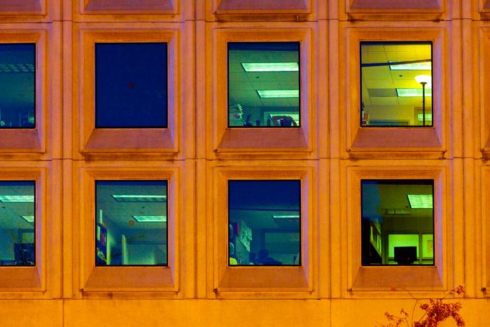 Nightly office