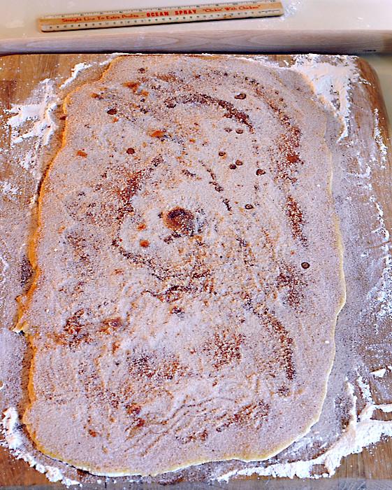 cinnamon pull apart bread8