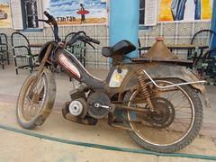 Motobecane d'altri tempi (Hicham Charqane) Tags: nikon moto marocco meraviglia hicham d5000 priero charqane