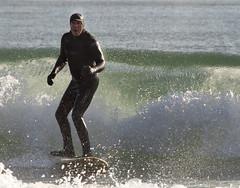 6055.2 Surfer Gentleman Crop (eyepiphany) Tags: oregon surprise mustache wetsuit oregonbeaches maxvonsydow nevertooold whatamidoinghere summerlife oregontourism manzanitta smuglerscove maxvonsydowgoessurfing bestplacestosurf bestplacestosurfinoregon thespywhowentbackoutintothecold oregonbeachtowns manzanittaoregon