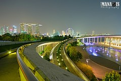 Marina Barrage (badzmanaois) Tags: ocean city travel bridge sea sky urban panorama cloud reflection building eye tower tourism water wheel skyline architecture modern marina river circle giant observation landscape hotel bay coast office high flyer singapore asia cityscape view famous scenic grand ferris center f1 tourist casino structure resort east business prix cbd benjamin sands barrage biggest attraction sunteccity integrated tanjong rhu sheares gettyimagessingaporeq2