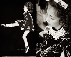 carly irish dance (scoopsafav) Tags: portrait bw irish girl kids portraits children dance kid jump jumping child dancing curls dancer wig leaping irishdancing irishdance softshoe leighduenasphotography
