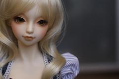 Kokoro. (karmadekarmade) Tags: doll box super elena bjd dollfie volks pandora kokoro sd13