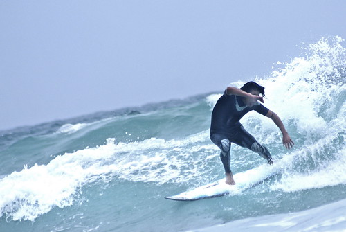 Shirahama. on the surf VIII