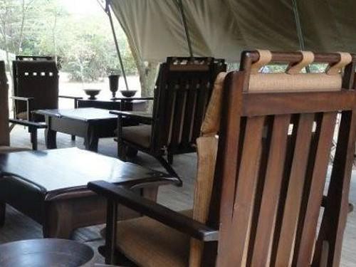 Ilkeliani Dining Tent