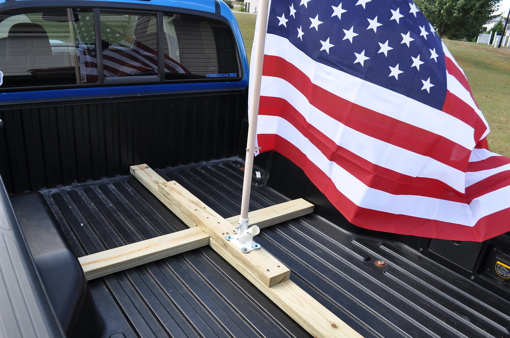 how to put a flag pole in bed ?? - dodge ram forum - dodge truck