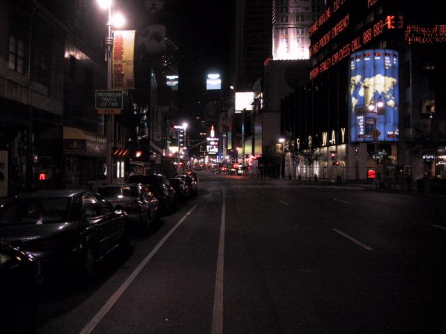 NYC_Sept11_EmptyTimesSquare