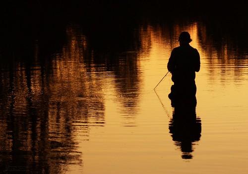 Gone Fishing by pannachagalla