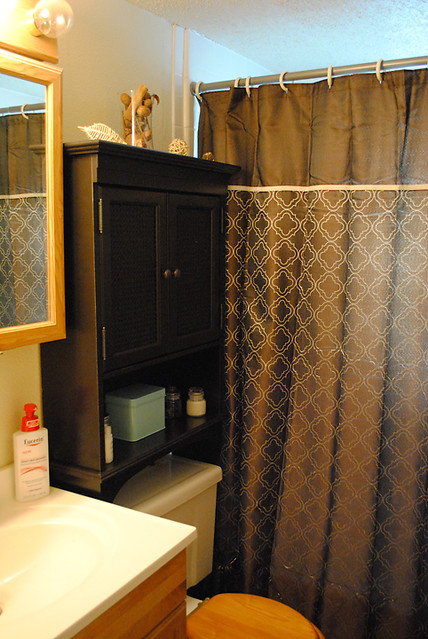 After Bathroom Makeover!
