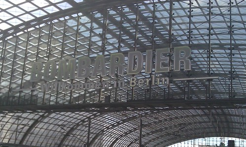 Bombardier Berlin