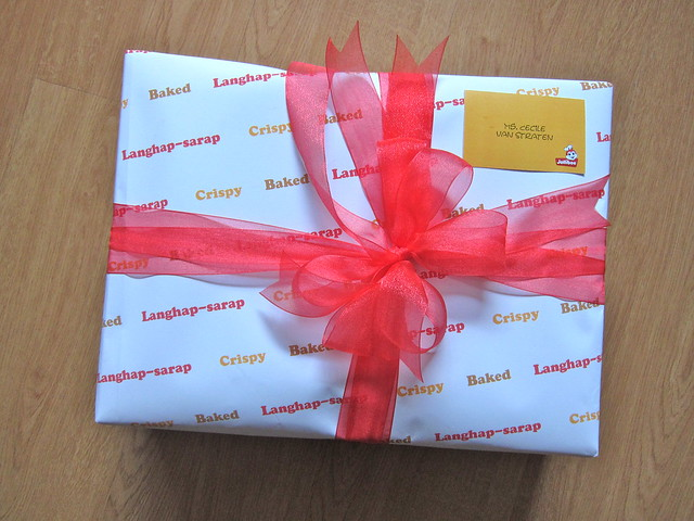 JOllibee gift
