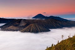 Mount Bromo (Helminadia Ranford(New York)) Tags: travel sunrise indonesia landscape volcano mountbromo
