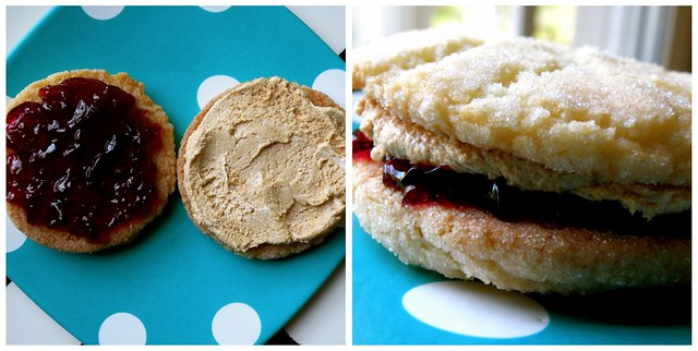 MF PB&J Sandwich Cookie