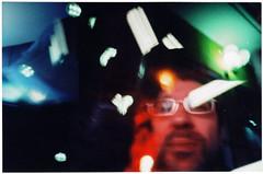 head lit (Rodrigo Uriartt) Tags: portrait selfportrait me colors lights experimental eu scan pinhole io alternative matchbox ruriak