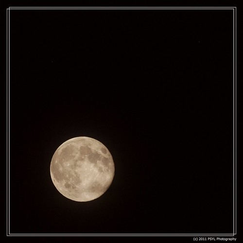 Full Moon on Sept 12