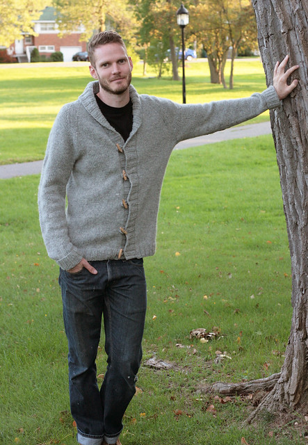 Brownstone Cardigan