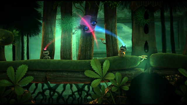 LittleBigPlanet 2: Rise of the Cakeling