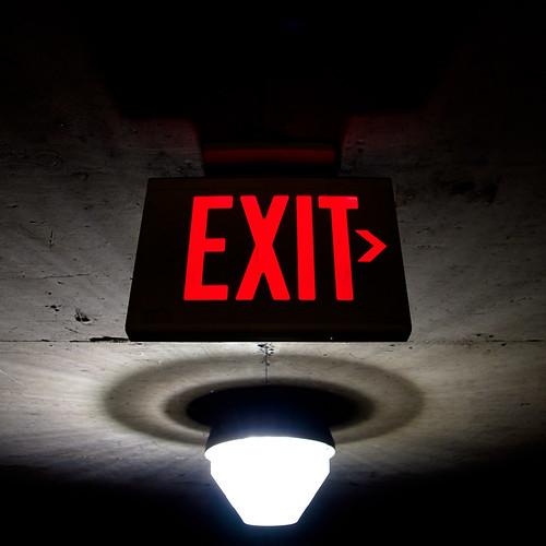 Lit Exit
