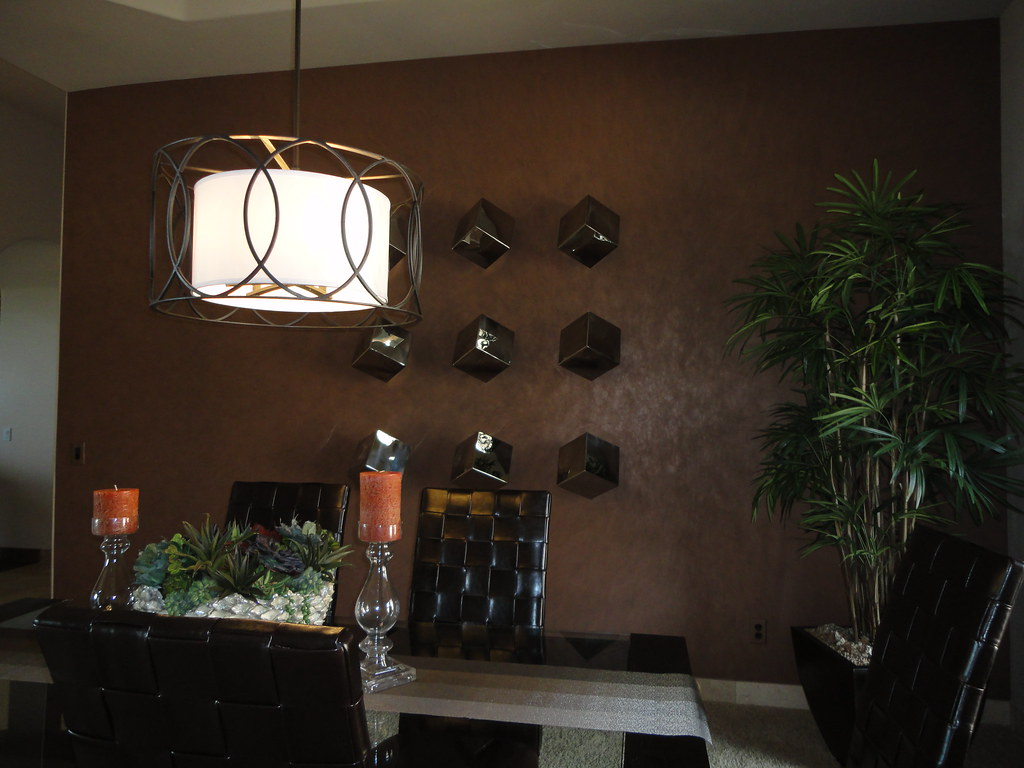 Chic Contemporary Dining Room 2