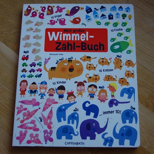 Wimmel-Zähl-Buch.