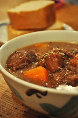 beef skank stew