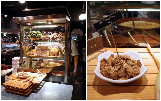 Buffet Town Asian Selection Rojak