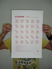 Kaufman - Serigrafia Sistema Kaufman