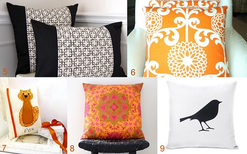 Etsy Fall Pillows