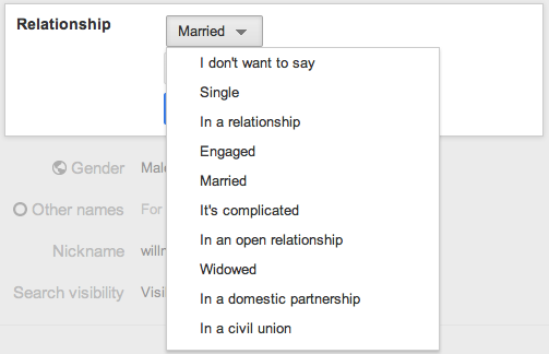 What Does Civil Union Relationship Status Mean